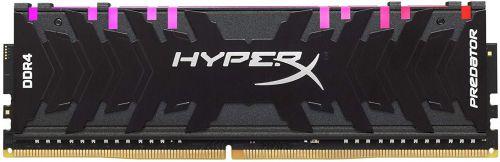 Модуль памяти DDR4 8GB HyperX HX432C16PB3A/8 Predator PC4-25600 3200Mhz CL16 1.35V XMP Радиатор RTL модуль памяти ddr4 8gb hyperx hx426c13pb3 8 predator pc4 21300 2666mhz cl13 1 35v xmp радиатор rtl