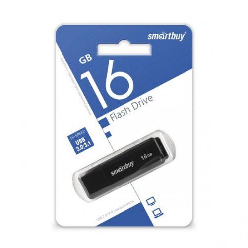 Накопитель USB 3.0 16GB SmartBuy SB16GBLM-K3 LM05 чёрный
