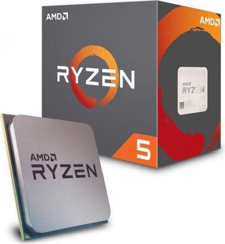 Процессор AMD Ryzen 5 2600 3.4-3.9GHz Pinnacle Ridge 6C/12T (AM4, L3 19MB, 65W, 12nm) BOX  - купить со скидкой