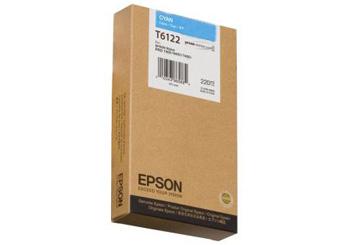 Картридж Epson C13T612200 для принтера Stylus Pro 7450/9450 голубой