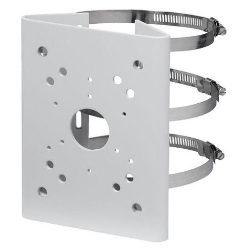 Кронштейн RVi 380BP для крепления на столб (min d=60мм, max d=200мм). Для скоростных купольных аналоговых камер видеонаблюдения: RVi-C51Z23i, RVi-C61Z