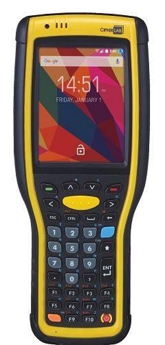 Фото - Терминал сбора данных Cipher A973C3C2N3RU1 9700 2D, WCE6.0, WiFi, BT, 38KEY, QVGA, 3600 mAh, USB, БП терминал сбора данных pointmobile p260ep12134e0t 2d 2200 ма·ч li ion point mobile pm260 2d bt 802 11 bg 256 256 wce6
