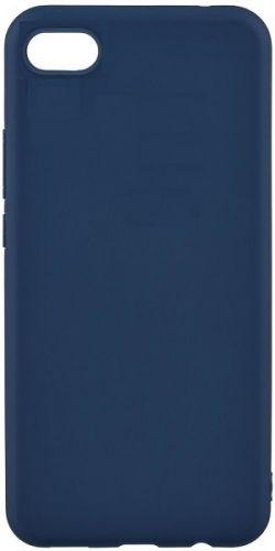 Чехол BoraSco Microfiber Case 38808 для Huawei Y5 Prime (2018)/ Y5 Lite (2018)/ Honor 7A/Honor 7S синий (Microfiber Case - 38808)