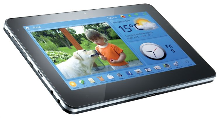 3Q Tablet PC Qoo! TS1004T/11Android2.2+TapUI+3G