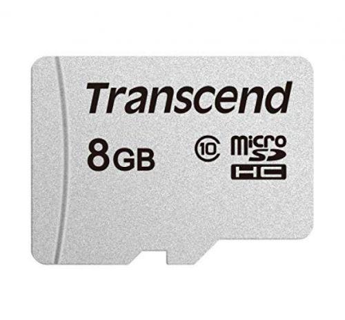 Карта памяти 8GB Transcend TS8GUSD300S microSDHC Class10 w/o adapter