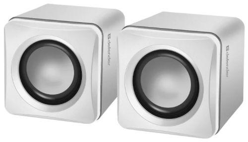 Компьютерная акустика 2.0 Defender SPK 33 65631 white