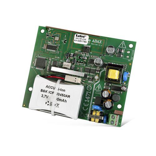 Ретранслятор SATEL ARU-100 сигналов беспроводных устройств системы ABAX с двухсторонней связью, обслуживание до 46 беспроводных устройств, работа на д