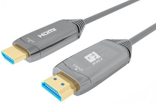 Кабель Digis DSM-CH10-AOC 2.0, оптический (AOC), 10 м., 4K 60Гц 4:4:4 (HDR), 18 Гб/с