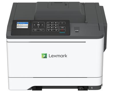 Фото - Принтер цветной лазерный Lexmark CS521dn 42C0068 A4, 1200*1200dpi, 33 стр/мин, сеть, дуплекс, 1024MБ принтер монохромный лазерный lexmark ms331dn 29s0010