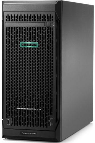 Фото - Сервер HPE ProLiant ML110 Gen10 3106, 3.5, S100i, 550W сервер