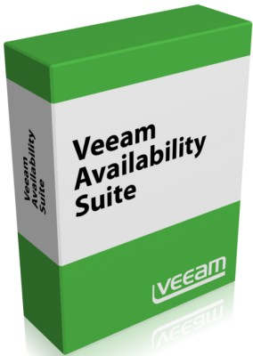 Подписка (электронно) Veeam 1st Year Payment for Availability Suite UL Incl. Ent. Plus 3 Years Subs. Annual Billing a.