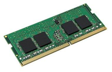Модуль памяти SODIMM DDR4 4GB Foxline FL2400D4S17-4G PC4-19200 2400MHz CL17 (512*8) 1.2V Bulk