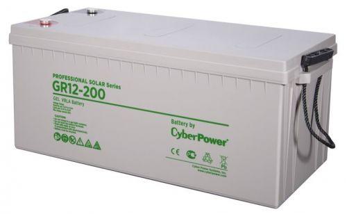 Батарея для ИБП CyberPower GR 12-200 12V 200 Ah