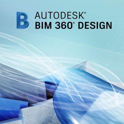 Autodesk BIM 360 Design - 25 CLOUD Annual (1 год)
