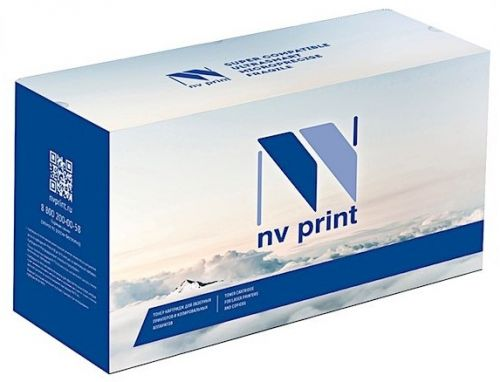 Картридж NVP CB541A/716C для LaserJet Color CP1215/CM1312/CM1312nfi/CP1215/Canon i-SENSYS LBP5050/LBP5050n/MF8030Cn/MF8040Cn/MF8050Cn/MF8080Cw (1400k)
