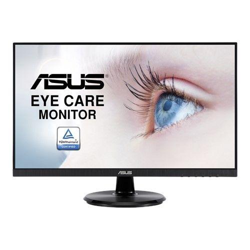 Монитор 24 ASUS VA24DQ (1920x1080, 5 ms, 250 cd/m, 100000000:1, 178°/178°) IPS, HDMI 1.4, DisplayPort 1.2, VGA, аудио стерео, SPK монитор 24 asus va24dq 1920x1080 5 ms 250 cd m 100000000 1 178° 178° ips hdmi 1 4 displayport 1 2 vga аудио стерео spk