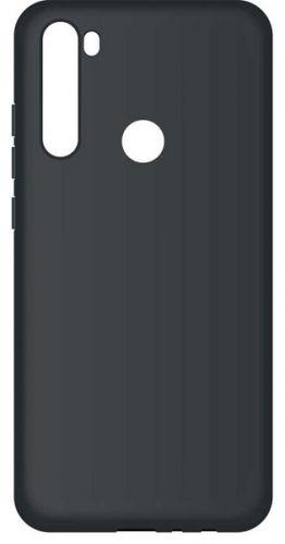 Фото - Чехол BoraSco Microfiber Case 37896 для Xiaomi Redmi Note 8 черный чехол borasco microfiber case для xiaomi redmi 9a черный
