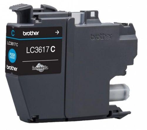 Картридж Brother LC3617C Brother LC-3617C для MFCJ3530/3930 голубой (550стр)