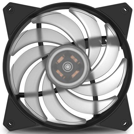 Cooler Master Вентилятор для корпуса Cooler Master MasterFan MF120R RGB (R4-C1DS-20PC-R1)