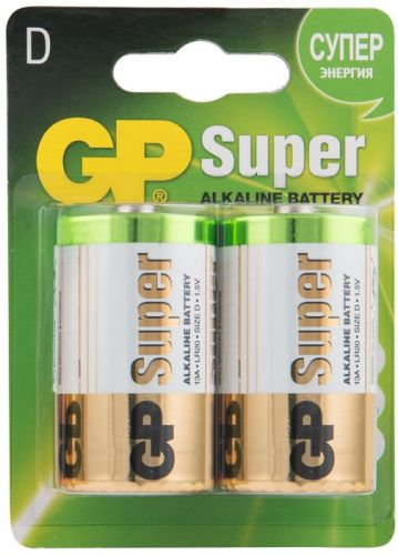 GP Super Alkaline 13A LR20