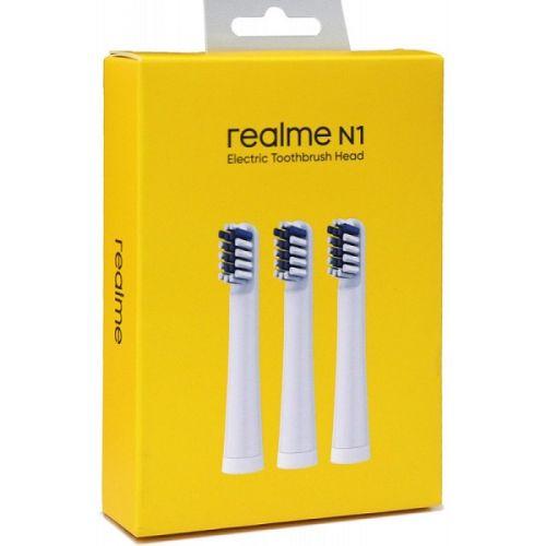 Насадка для зубной щетки Realme 6941399033061 Toothbrush N1, белые