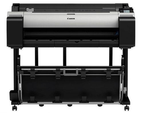 Принтер Canon imagePROGRAF TM-305 3056C003 A0, 5 цветов, чернильницы до 300 мл, WiFi, жесткий диск 500Gb, прямая печать с USB, поддержка PDF