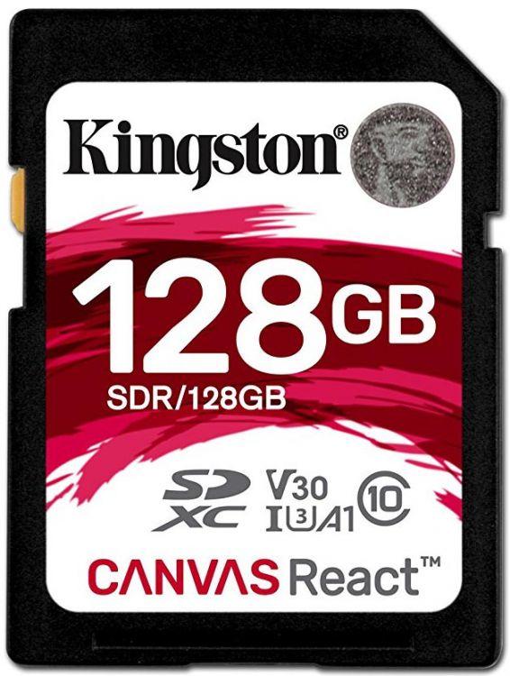 Kingston SDR/128GB