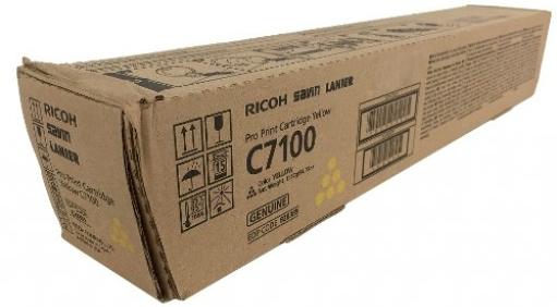 Ricoh Pro Toner Yellow C7100