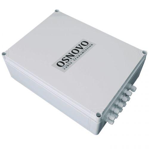 Коммутатор управляемый OSNOVO SW-80802/WLU.