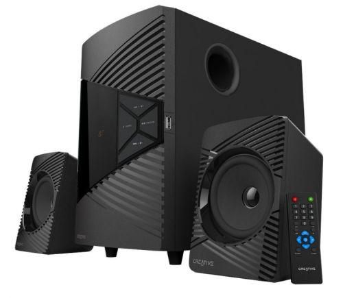 Компьютерная акустика 2.1 Creative SBS E2500 51MF0485AA001 30Вт, черная