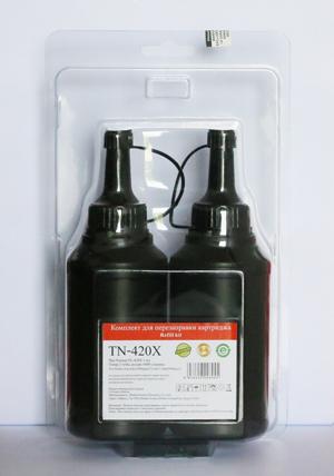 Картридж Pantum TN-420X заправочный комплект на 6000 к. (2 тонера + чип)