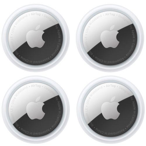 Трекер Apple AirTag MX542RU/A (4 Pack)