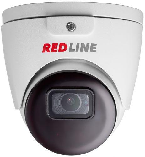 Видеокамера IP REDLINE RL-IP25P-S.eco купольная 5 Мп с микрофоном