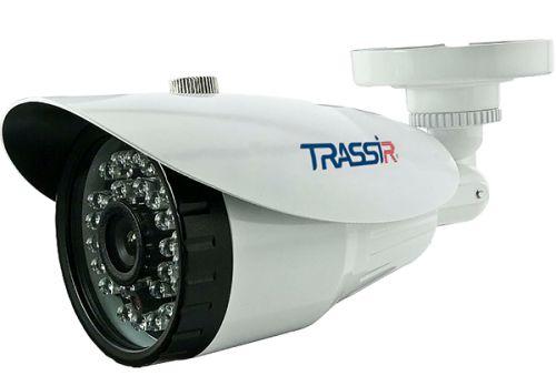 Видеокамера IP TRASSIR TR-D2B5-noPOE 2Мп, 1/2.7'' CMOS, 1920x1080/25к/с, 3.6мм/0.005/0Лк, ИК 30м, H.265,/H264, WDR/3D-DNR/BLC/Defog/ROI/ONVIF