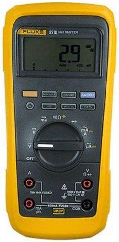 Мультиметр Fluke FLUKE-27II/EUR 3947770 недорого