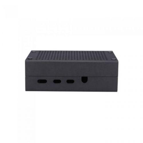 Корпус ACD RA508 Fine Heat Dispersion Aluminium Alloy Case for Raspberry Pi 4B, Black
