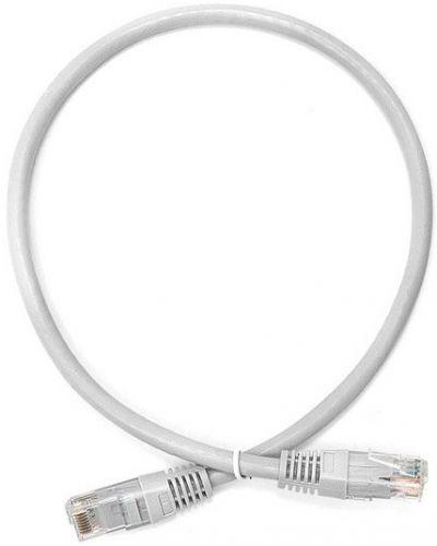 Кабель патч-корд U/UTP 6 кат. 0,5м TWT TWT-45-45-0.5/6-GY серый кабель патч корд utp 5e кат 2м twt twt 45 45 2 0 gy серый