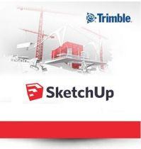Trimble SketchUp Pro, Network, Private server 1 year expiring, лиц. на 1 год, комм., лиц. с 50 по