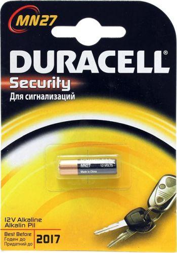 Батарейка Duracell MN27 1шт, 27A