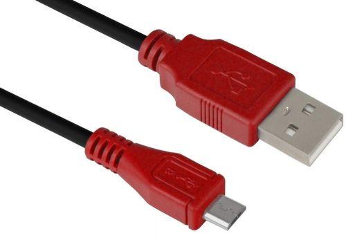 кабель интерфейсный usb 2 0 gcr gcr ua5mcb1 bb2s 0 5m gcr micro 0 5m черный синие коннекторы 28 28 awg am microb 5pin экран армированный мороз Кабель интерфейсный USB 2.0 GCR GCR-UA6MCB1-BB2S-0.5m ,09153,micro USB, черный, красные коннекторы, 28/28 AWG, AM / microB 5pin, экран, армированный,