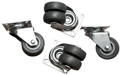 Комплект NT ROL-RS G 201647 опорных роликов для серверных стоек NT, серые