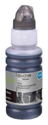Чернила Cactus CS-I-CZ109 желтый 100мл для HP Deskjet Ink Advantage 1015/1515/2515/2545