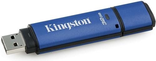Kingston DataTraveler Vault Privacy