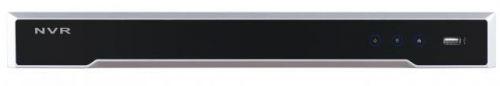 Видеорегистратор HIKVISION DS-7616NI-K2 16-ти канальный, Видеовход: 16 каналов; аудиовход: двустороннее аудио 1 канал RCA; видеовыход: 1 VGA до 1080Р,