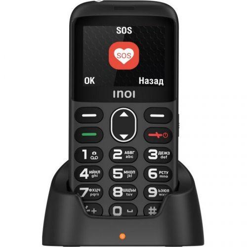 Мобильный телефон INOI 118B black