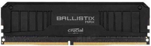 Модуль памяти DDR4 8GB Crucial BLM8G40C18U4B Ballistix MAX PC4-32000 4000MHz CL18 радиатор 1.35V оперативная память crucial ballistix max rgb 8gb ddr4 4000mhz dimm 288 pin cl18 blm8g40c18u4bl