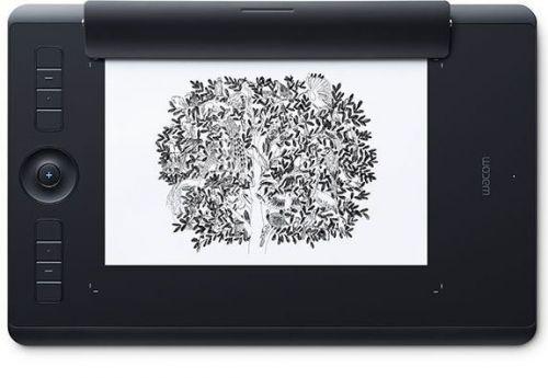 Графический планшет Wacom Intuos Pro Paper M PTH-660P-R medium