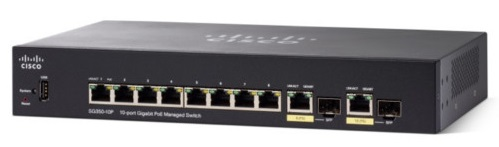 Cisco SB SG350-10P-K9-EU