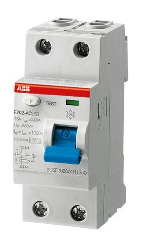 ABB F202 AC-25/0,03