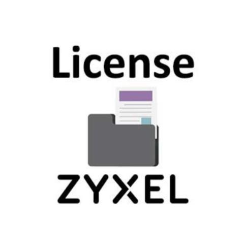 Лицензия ZYXEL LIC-SX-ZZ0005F на увеличение числа одновременно зарегистрированных пользователей (+100) для USG110/210/310/1100/1900/2200-VPN, ZyWALL11